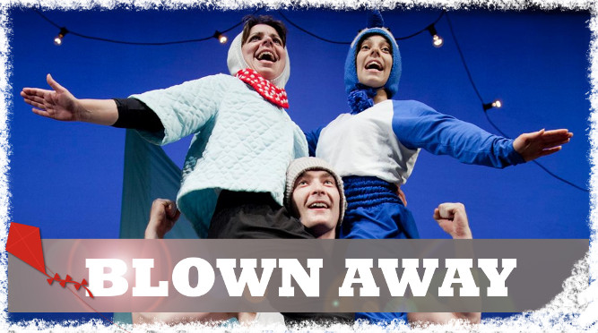 Blown Away - Theatre Review